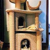 """Для домашних животных, ручной работы. Ярмарка Мастеров - ручная работа Комплекс для кошек  и собаки """"Вдохновение"""". Handmade."""