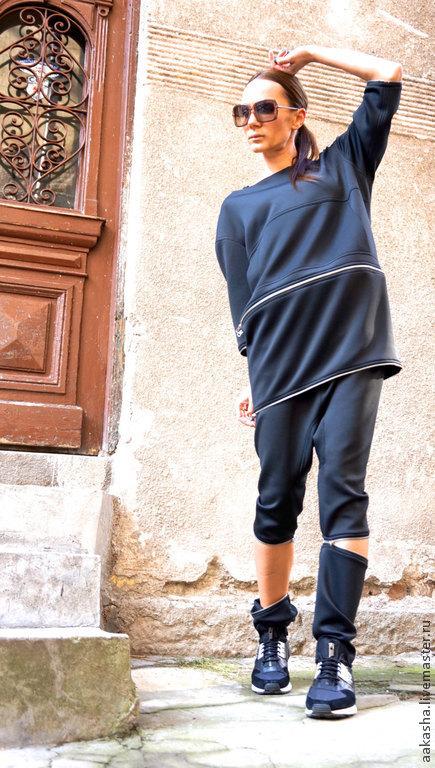 Платье туника костюм спортивные кофта короткая