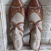 """Для дома и интерьера ручной работы. Ярмарка Мастеров - ручная работа Скульптура интерьерная """"Люди в масках"""". Handmade."""