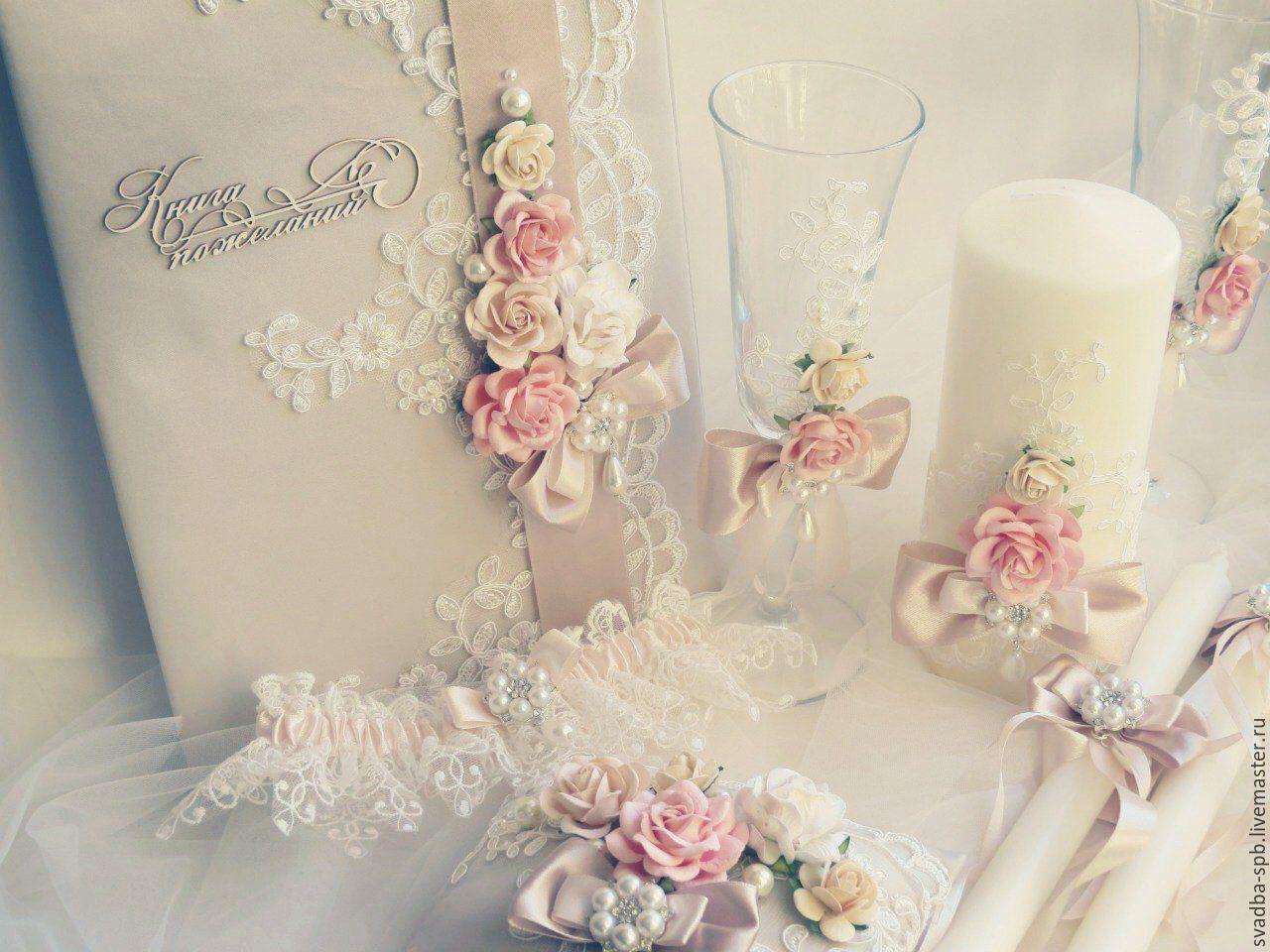 Свадебное аксессуары