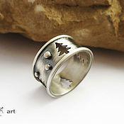 Украшения handmade. Livemaster - original item Ring of silver