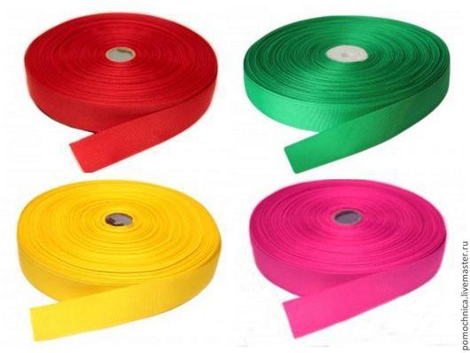 Шитье ручной работы. Ярмарка Мастеров - ручная работа. Купить Репсовые ленты 50 мм. Handmade. Репсовая лента