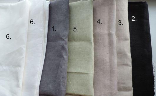 Шитье ручной работы. Ярмарка Мастеров - ручная работа. Купить лен ткань  РАСПОДАЖА. Handmade. Лен, ткань для полотенец