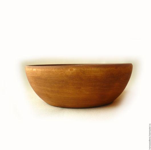 Субкультуры ручной работы. Ярмарка Мастеров - ручная работа. Купить Миска деревянная (тарелка) историчная. Handmade. Тарелка, миска, реконструкция