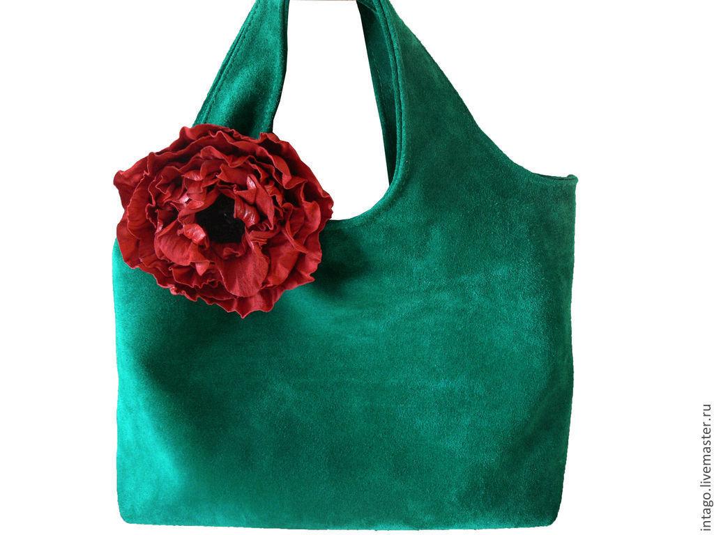 fc755ce564c3 Женские сумки ручной работы. Ярмарка Мастеров - ручная работа. Купить Сумка  замшевая