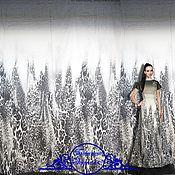 """Ткани ручной работы. Ярмарка Мастеров - ручная работа Батист Roberto Cavalli """"Эстелла"""" итальянские ткани. Handmade."""