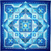 Для дома и интерьера handmade. Livemaster - original item Quilt the