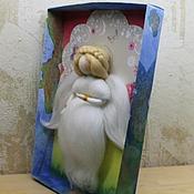 """Подарки к праздникам ручной работы. Ярмарка Мастеров - ручная работа игрушка """"Ангел"""". Handmade."""