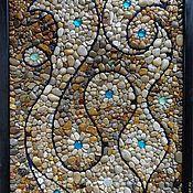 """Для дома и интерьера ручной работы. Ярмарка Мастеров - ручная работа Мозаичное панно """"Феникс"""" (продано). Handmade."""