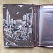 Сувениры и подарки handmade. Livemaster - original item 7 skins for autobrava MOSCOW, RETRO. Handmade.