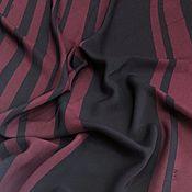 Материалы для творчества handmade. Livemaster - original item The fabric is Italian silk