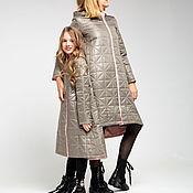 """Пальто ручной работы. Ярмарка Мастеров - ручная работа Пальто: """"Шишка"""". Handmade."""