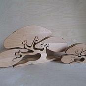 Комоды ручной работы. Ярмарка Мастеров - ручная работа Чудесное  дерево. Handmade.