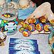 """Праздничная атрибутика ручной работы. Заказать Оформление Сладкого стола (Candy Bar)  в стиле """"Морской"""". Мир УЮТных вещей. Ярмарка Мастеров."""