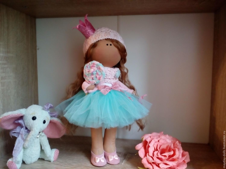 Выкройка куклы Коннэ - уроки кройки и шитья