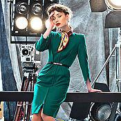 """Одежда ручной работы. Ярмарка Мастеров - ручная работа Кардиган """"Зелень"""". Handmade."""