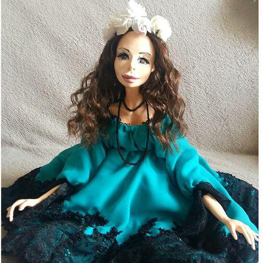 """Коллекционные куклы ручной работы. Ярмарка Мастеров - ручная работа. Купить Кукла """" Тата """". Handmade. статуэтка, на заказ"""