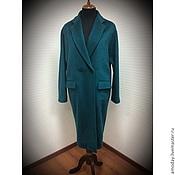Одежда handmade. Livemaster - original item Coat cashmere and wool Amoday. Handmade.