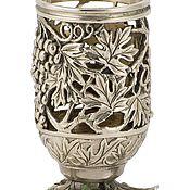 Для дома и интерьера handmade. Livemaster - original item Glass toothpick Nickel silver. Handmade.