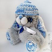 Куклы и игрушки handmade. Livemaster - original item Honey Bunny Lapis Lazuli.. Handmade.