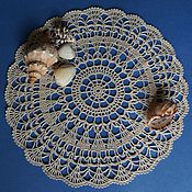 Для дома и интерьера handmade. Livemaster - original item 37 / AFRICA decorative napkin. Handmade.