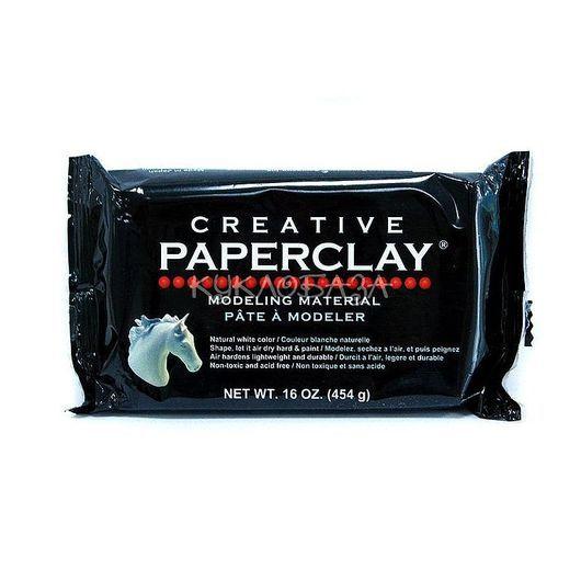 Paperclay Creative/ Паперклей, 454 гр