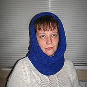 Аксессуары ручной работы. Ярмарка Мастеров - ручная работа Вязаный снуд-шарф. Handmade.