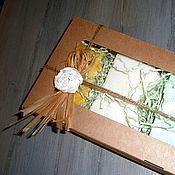 """Косметика ручной работы. Ярмарка Мастеров - ручная работа Подарочный набор мыла """"Нежный микс"""". Handmade."""