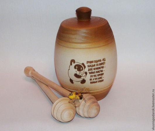 Кухня ручной работы. Ярмарка Мастеров - ручная работа. Купить Лучший подарок конечно же бочонок мёда.... Handmade. Необычный подарок