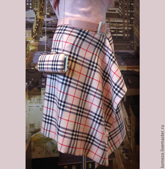 """Юбки ручной работы. Ярмарка Мастеров - ручная работа. Купить Юбка """"Розовый жемчуг"""" и Кофта. Коллекция асимметрия.. Handmade."""