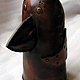 Piggy Banks handmade. bird. VOLGA-VOLGA. My Livemaster.Genuine leather, metal