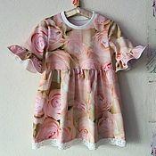 Работы для детей, handmade. Livemaster - original item Children`s dress