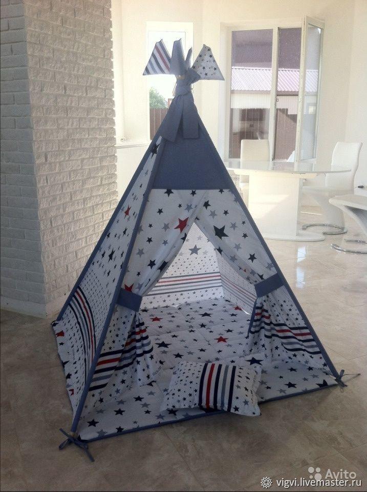Вигвам- палатка для детей, Вигвам, Московский,  Фото №1
