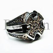 Украшения handmade. Livemaster - original item Men`s ring in Celtic style