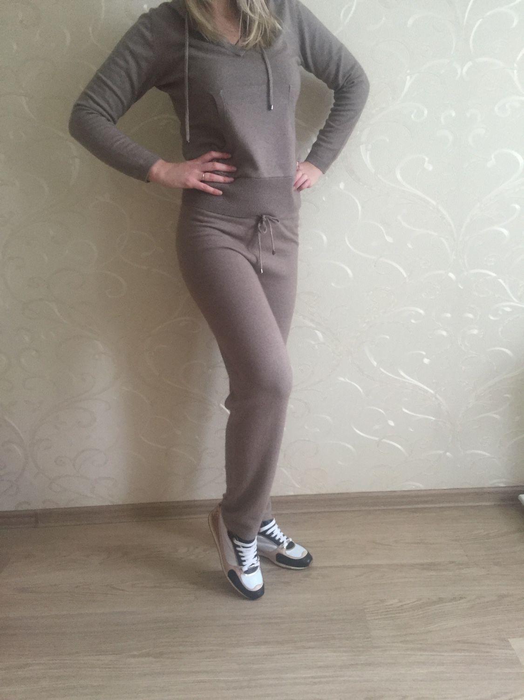 Женский костюм из кашемира с доставкой