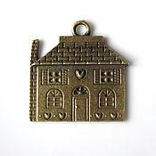 Материалы для творчества handmade. Livemaster - original item Suspension cabin color bronze. Handmade.