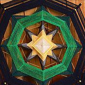 """Картины и панно ручной работы. Ярмарка Мастеров - ручная работа Индейская мандала """"Древний круг"""". Handmade."""
