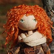 Куклы и игрушки ручной работы. Ярмарка Мастеров - ручная работа Выкройка тыквоголовой куклы. Handmade.