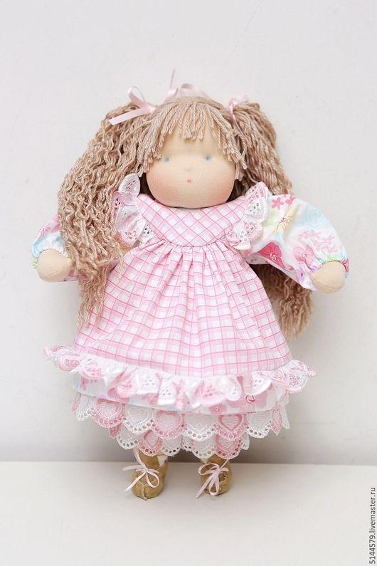 Вальдорфская игрушка ручной работы. Ярмарка Мастеров - ручная работа. Купить Вальдорфская кукла. Handmade. Вальдорфская кукла, кукла