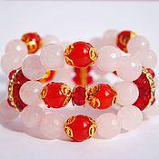 Фен-шуй и эзотерика handmade. Livemaster - original item Bracelet made of natural stones
