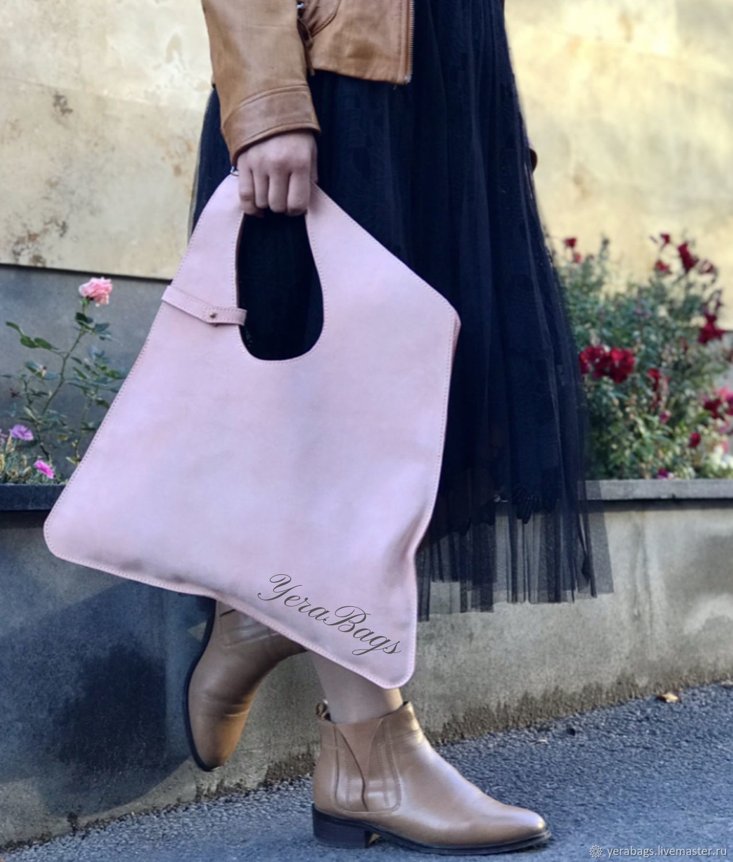 Женские сумки ручной работы. Ярмарка Мастеров - ручная работа. Купить Сумка  из замши