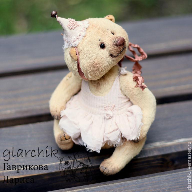 медведица Вуокко, Мягкие игрушки, Москва,  Фото №1