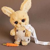 Куклы и игрушки ручной работы. Ярмарка Мастеров - ручная работа Зайка Боня. Handmade.