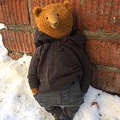 Куклы и игрушки handmade. Livemaster - original item Teddy Bear Zhorik. Handmade.