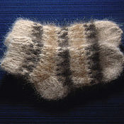Работы для детей, handmade. Livemaster - original item Children`s knitted socks. Handmade.