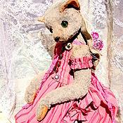 """Куклы и игрушки ручной работы. Ярмарка Мастеров - ручная работа Кошка""""Роуз"""" стиль Жуи, пастораль. Handmade."""