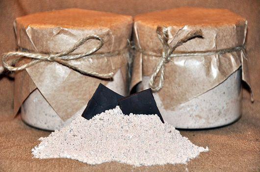 """Соль для ванны ручной работы. Ярмарка Мастеров - ручная работа. Купить """"Молочный шоколад"""" ароматическая соль для ванны. Handmade."""