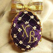 Подарки к праздникам ручной работы. Ярмарка Мастеров - ручная работа Пасхальное яйцо. Handmade.