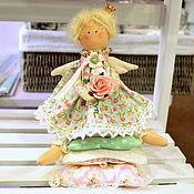 Куклы Тильда ручной работы. Ярмарка Мастеров - ручная работа Принцесса на горошине. Handmade.