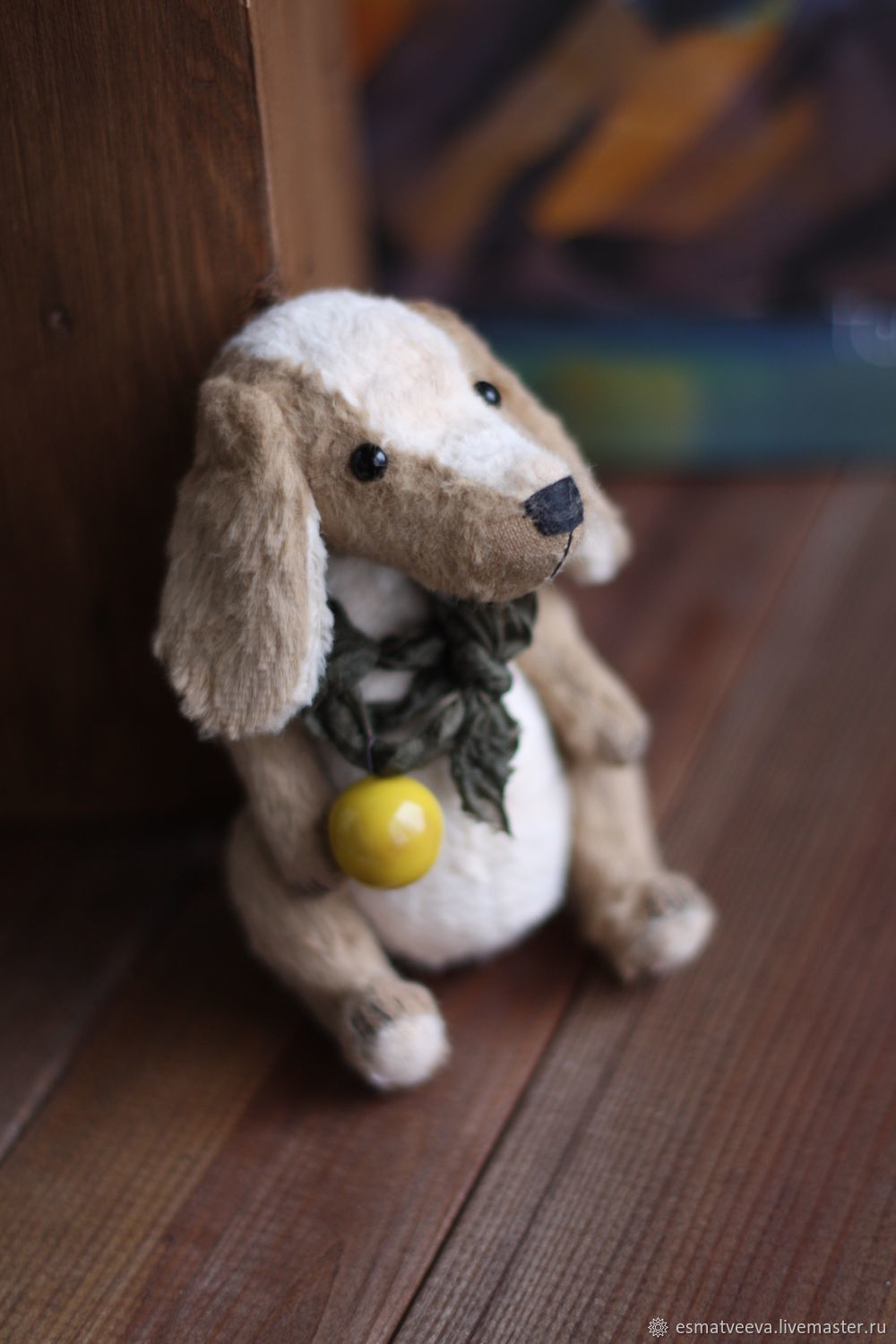 Oliver The Dog, Teddy Toys, Moscow,  Фото №1